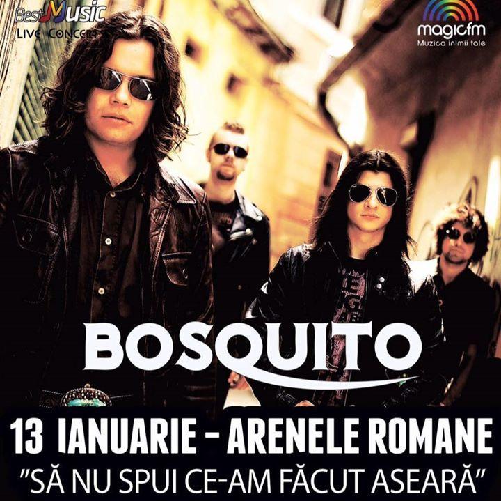 Bosquito @ Club Phoenix - Constanta, Romania