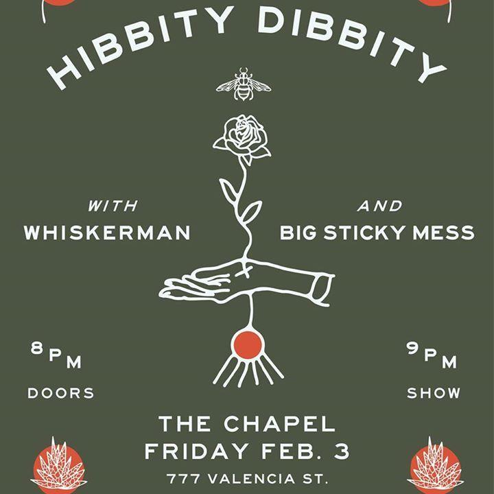 Hibbity Dibbity @ Smiley's Schooner Saloon - Bolinas, CA