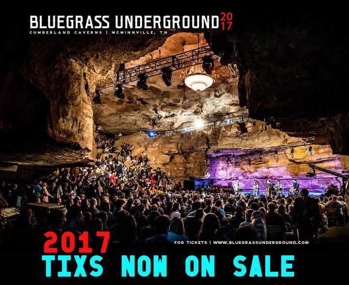 Larry Keel @ Bluegrass Underground - Mcminnville, TN