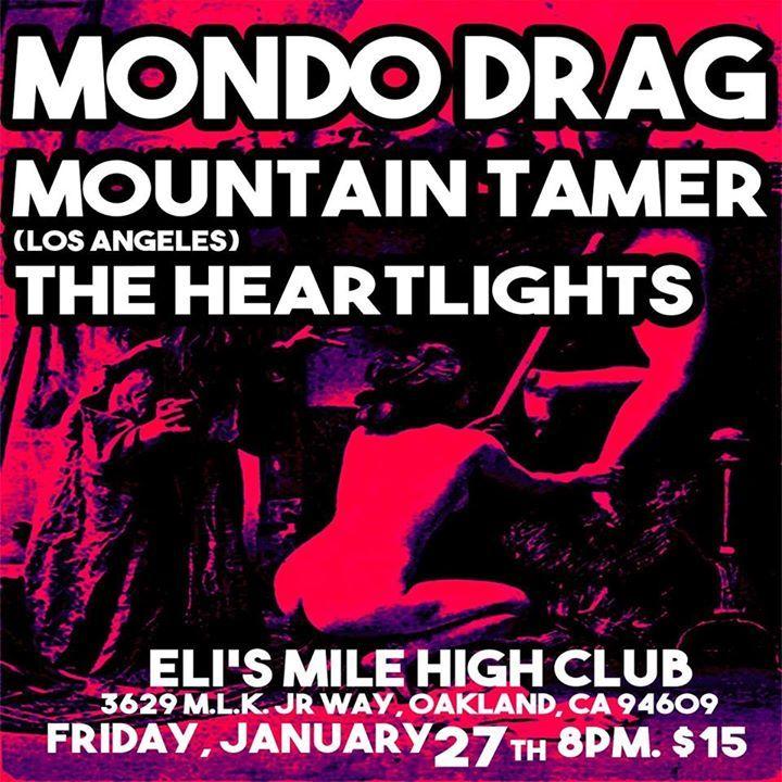Mountain Tamer Tour Dates