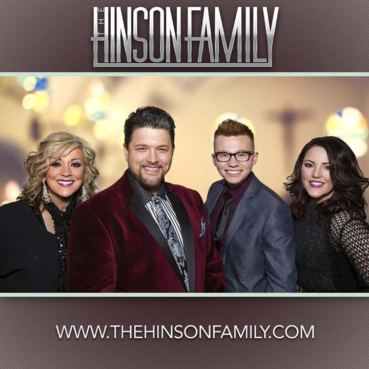 The Hinson Family Tour Dates