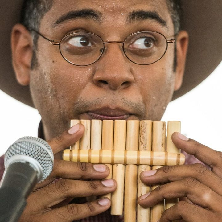 Dom Flemons @ Duke Energy Center for the Performing Arts - Raleigh, NC