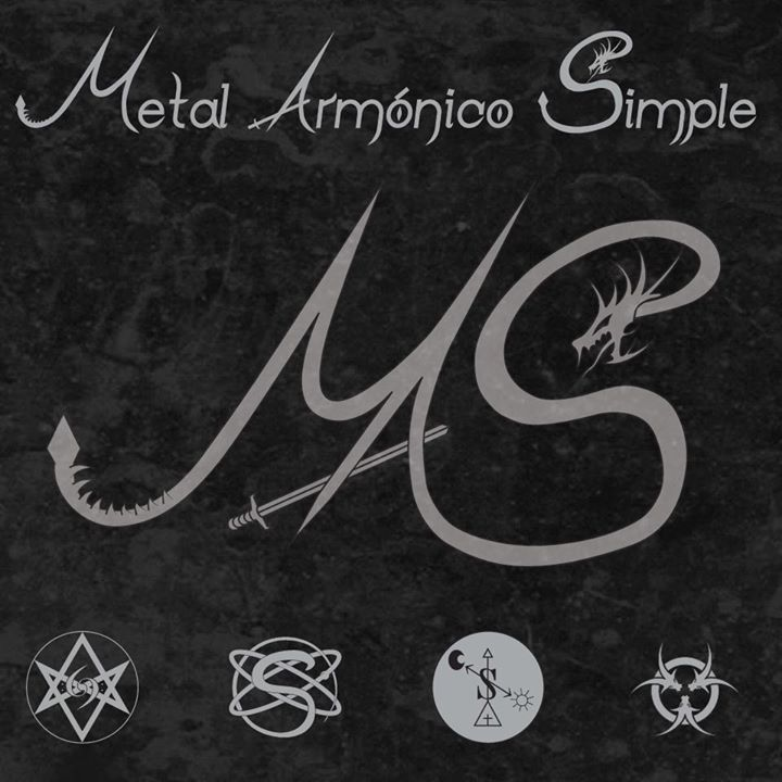 Metal Armónico Simple Tour Dates