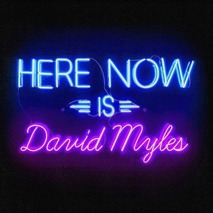 David Myles Tour Dates