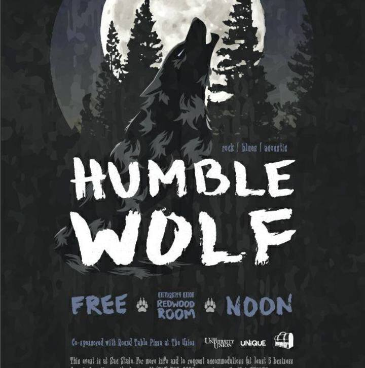 Humble Wolf Tour Dates