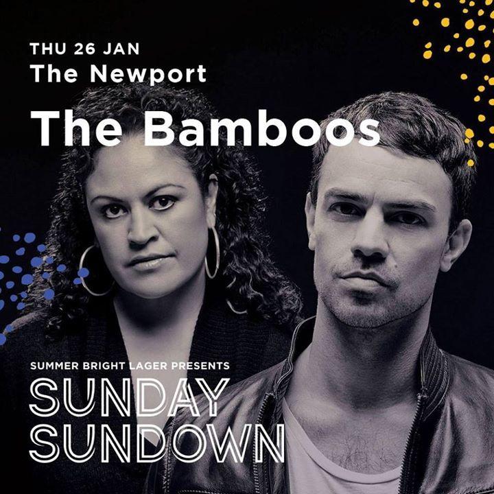 The Bamboos Tour Dates