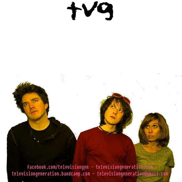 Television Generation Tour Dates