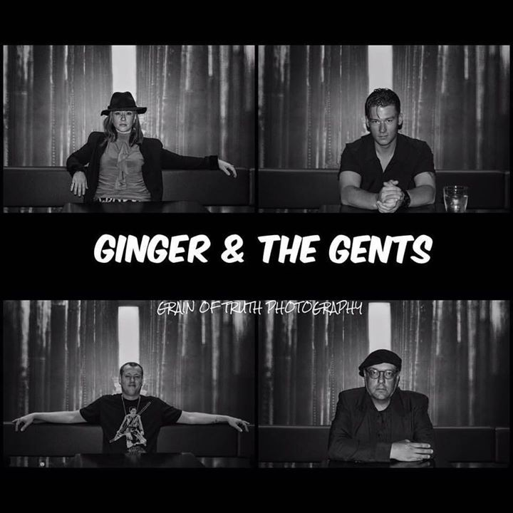 Ginger & The Gents Tour Dates