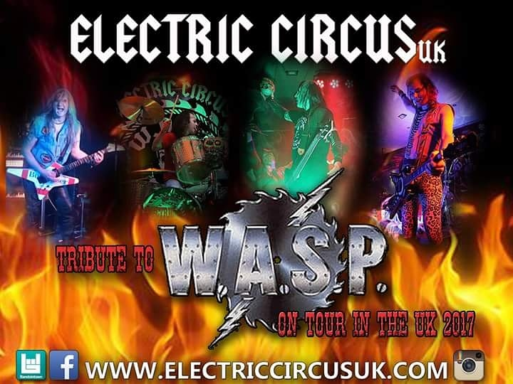 Electric Circus UK Tour Dates