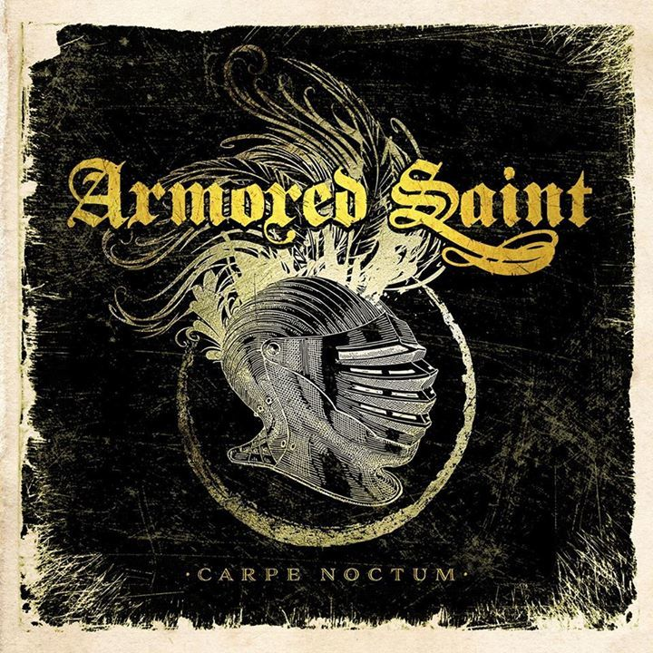 Armored Saint @ The Cuban Club - Ybor City, FL