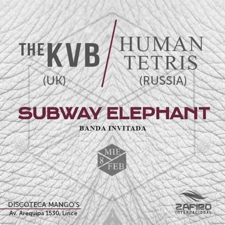 Subway Elephant Tour Dates