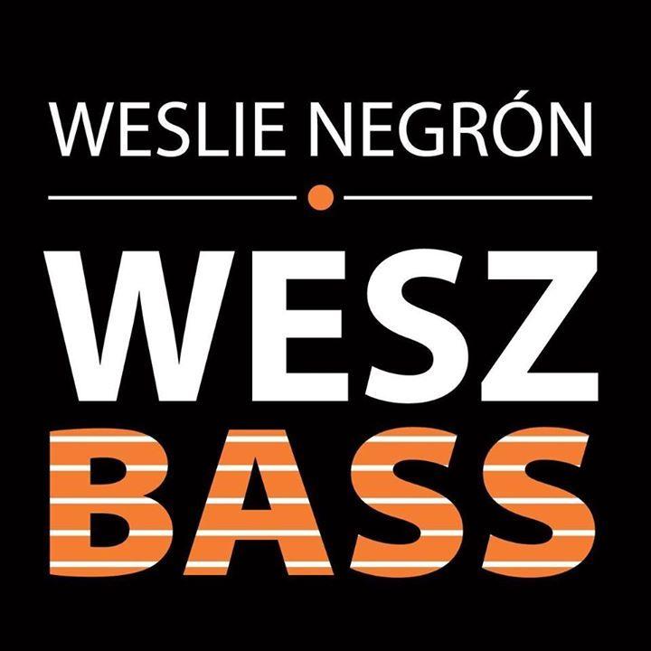 Weslie Negrón - Weszbass Tour Dates