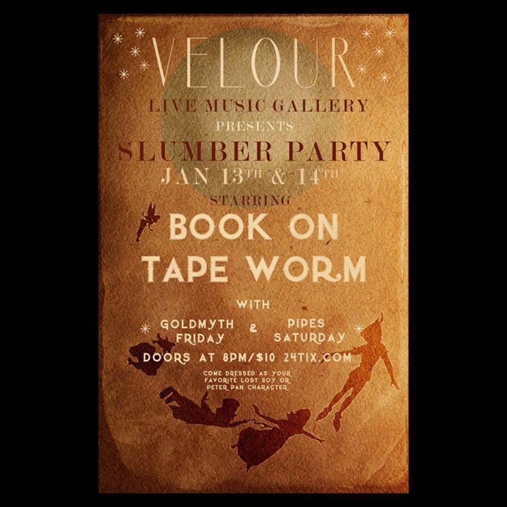 Velour Live Music Gallery Tour Dates