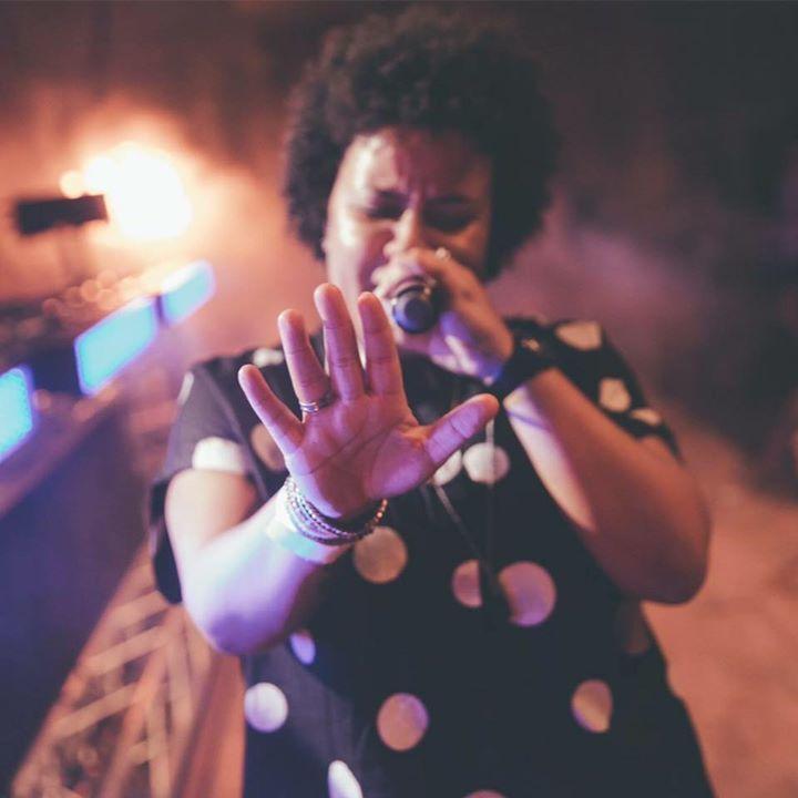 MC Divine @ Vive La Fete @ Club Villa Thalia - Rotterdam, Netherlands
