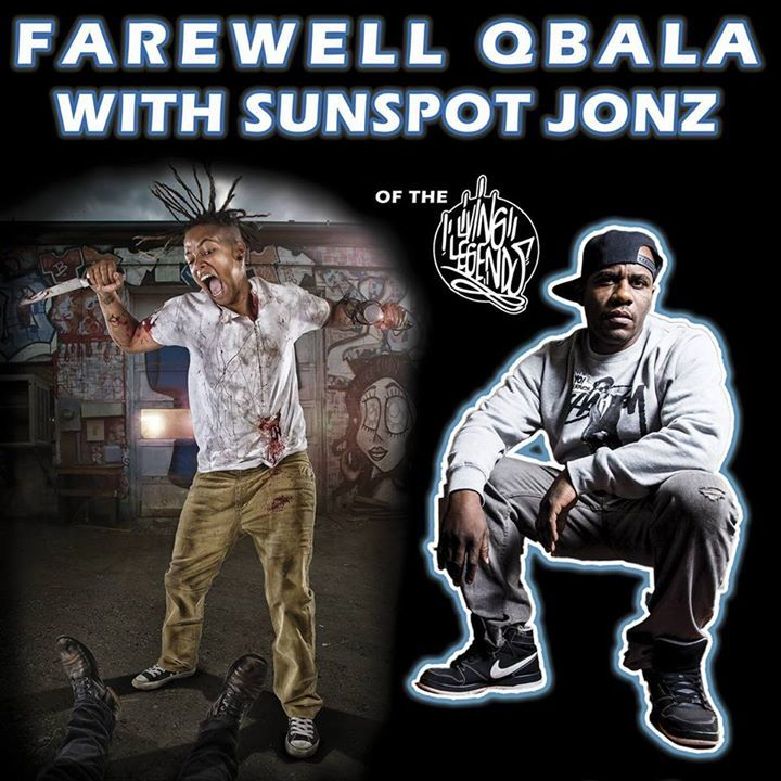 Qbala Newtwork Music Tour Dates