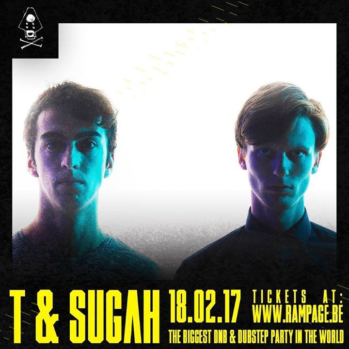 T and Sugah Tour Dates