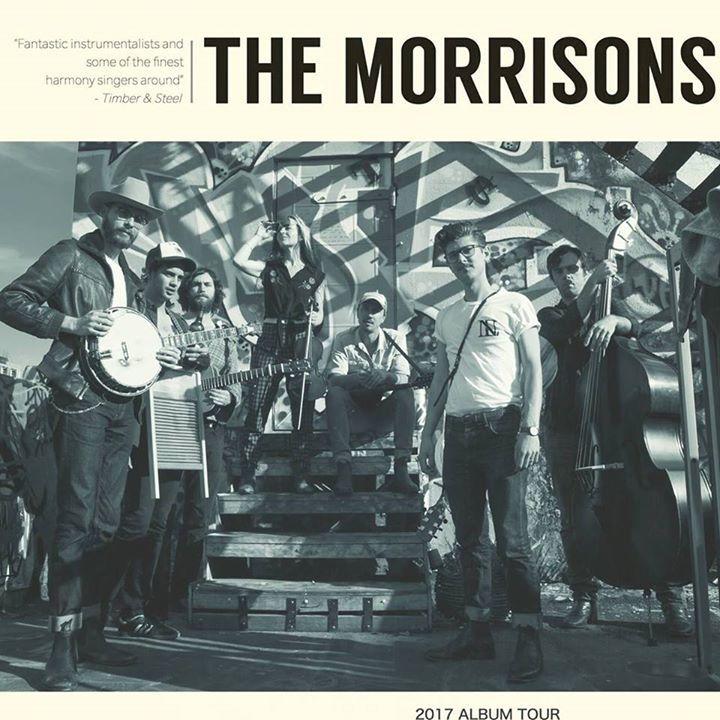 The Morrisons Tour Dates