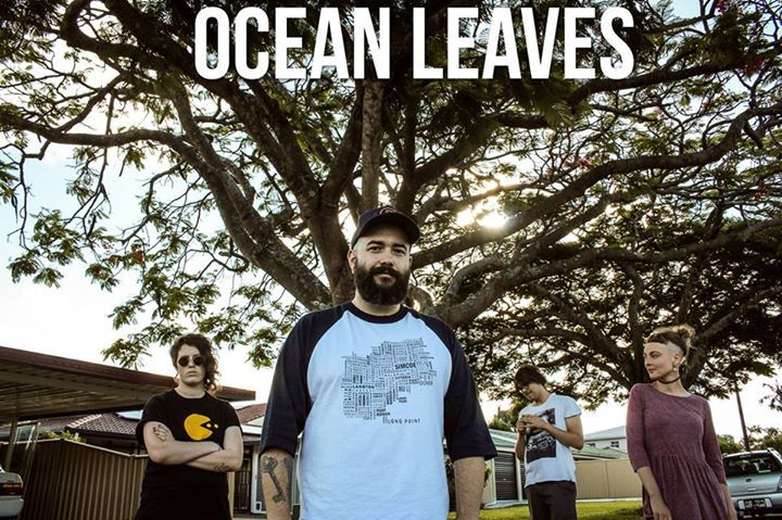 Ocean Leaves Tour Dates