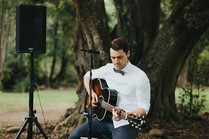 Michael Eotvos Music @ Private Function - Wedding (Parkwood International) - Parkwood, Australia