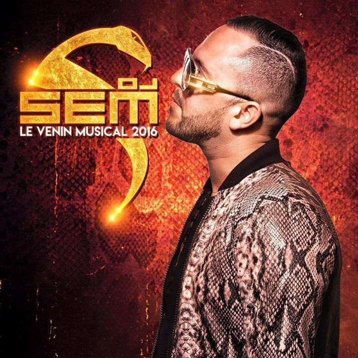 Dj Sem Le Venin Musical Tour Dates