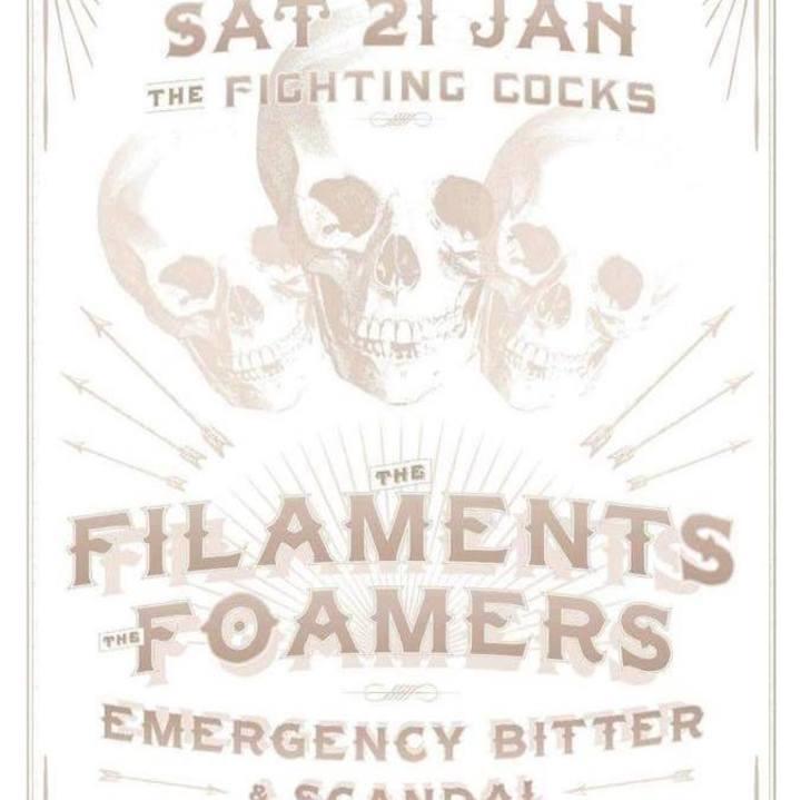 Emergency Bitter Tour Dates