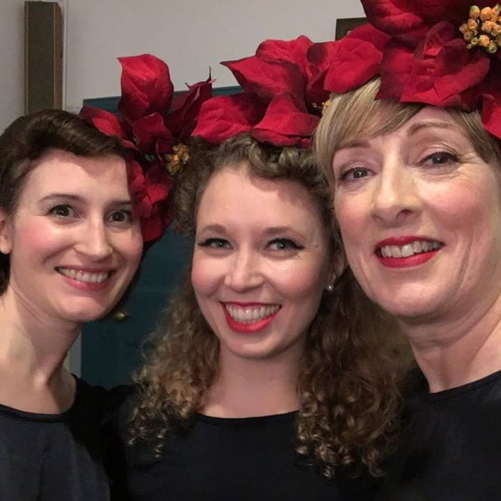 THE CADETTES @ Grayshott Village Hall - Grayshott, United Kingdom