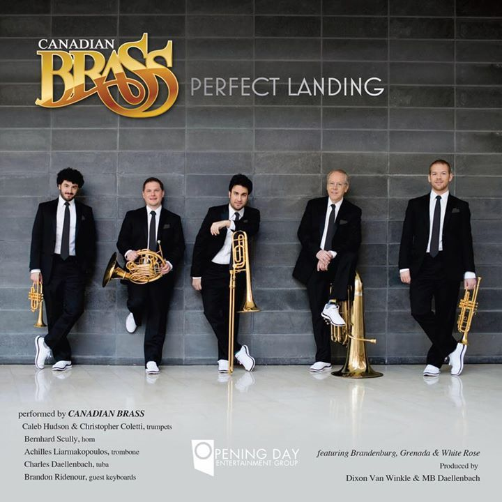 Canadian Brass @ Lied Centre - Lincoln, NE