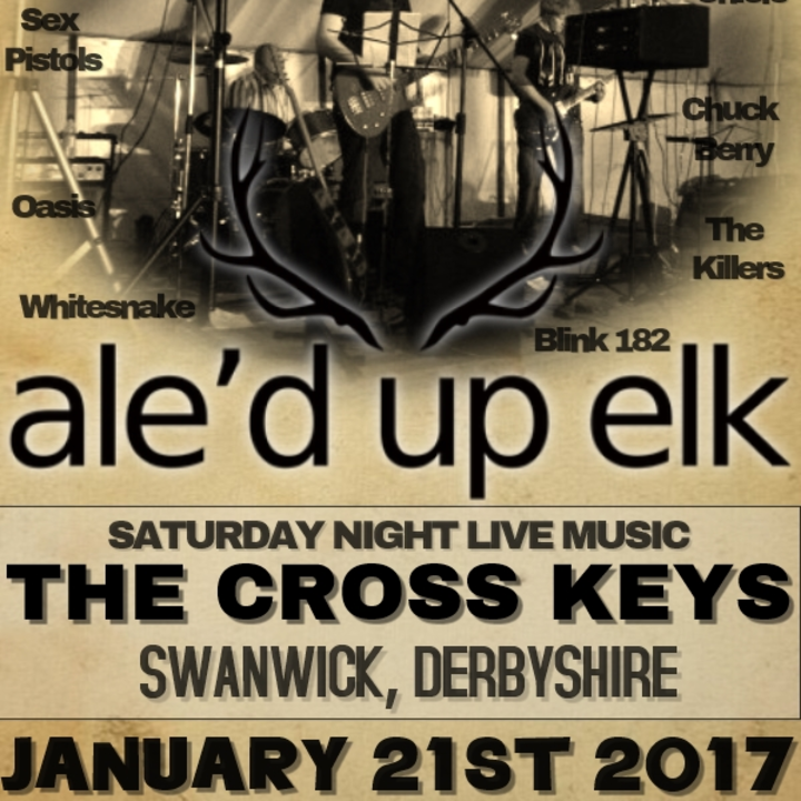 Ale'd Up Elk Tour Dates