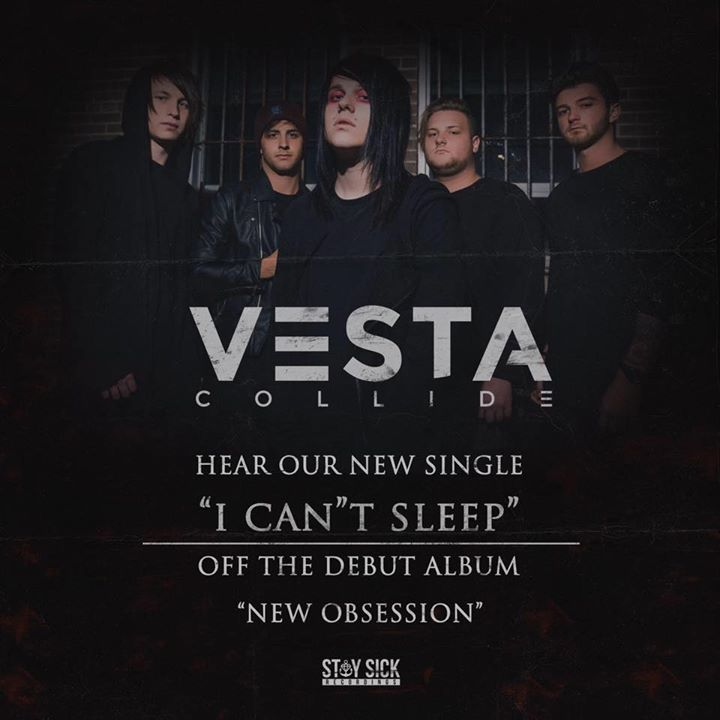 Vesta Collide Tour Dates