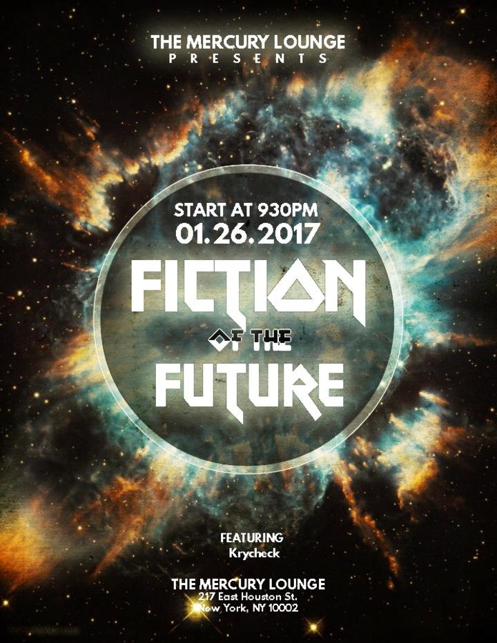 Fiction of the Future Tour Dates