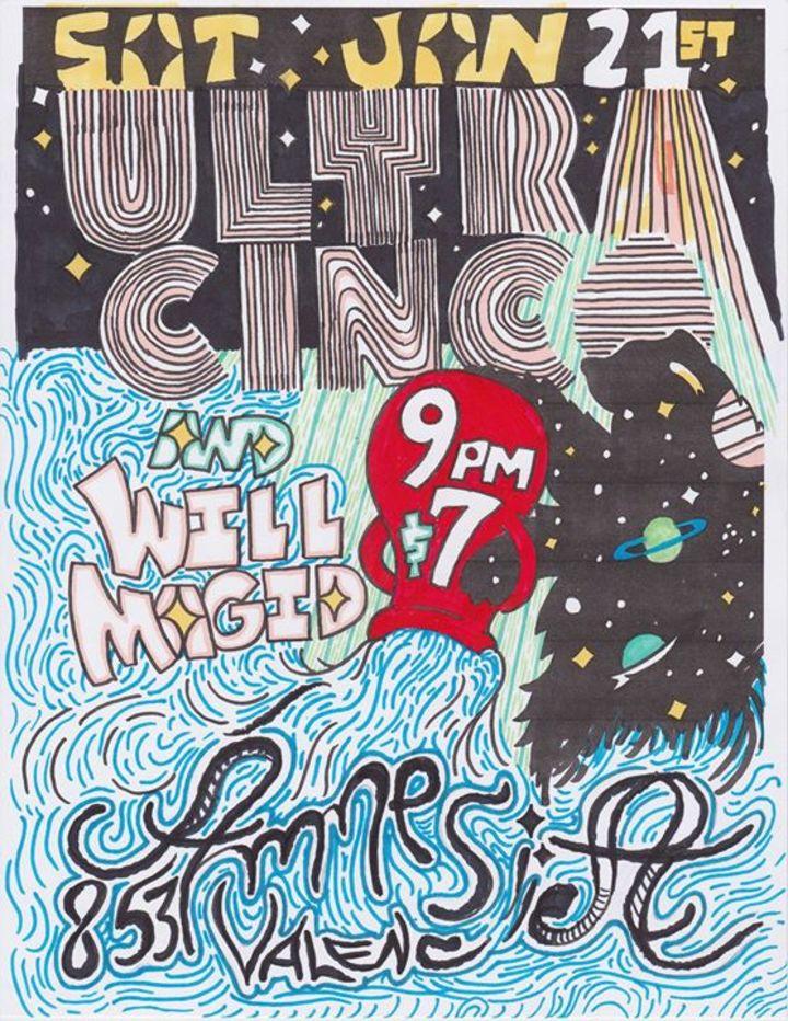 ULTRA CINCO Tour Dates
