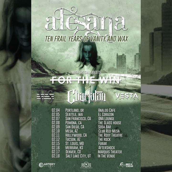 For the Win Tour Dates
