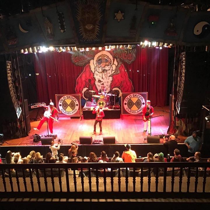 Old skool Tour Dates