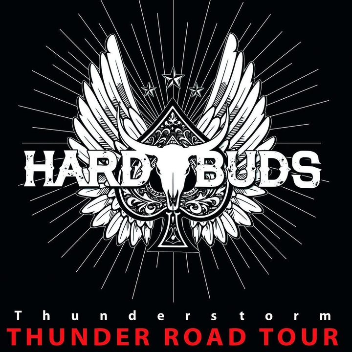 Hard Buds @ Corner House Rock  - Turin, Italy