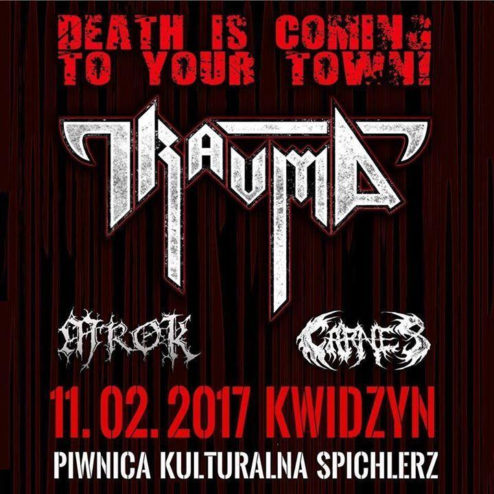 TRAUMA_official Tour Dates