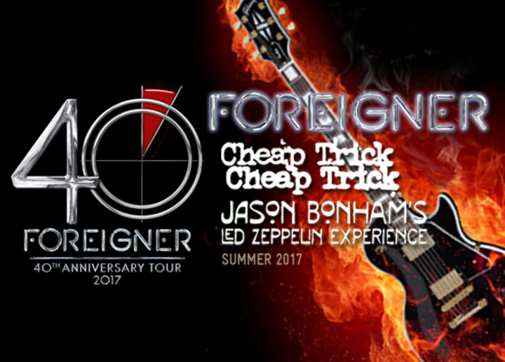 Foreigner @ Hunthington Bank Pavilion at Northerly Island - Chicago, IL