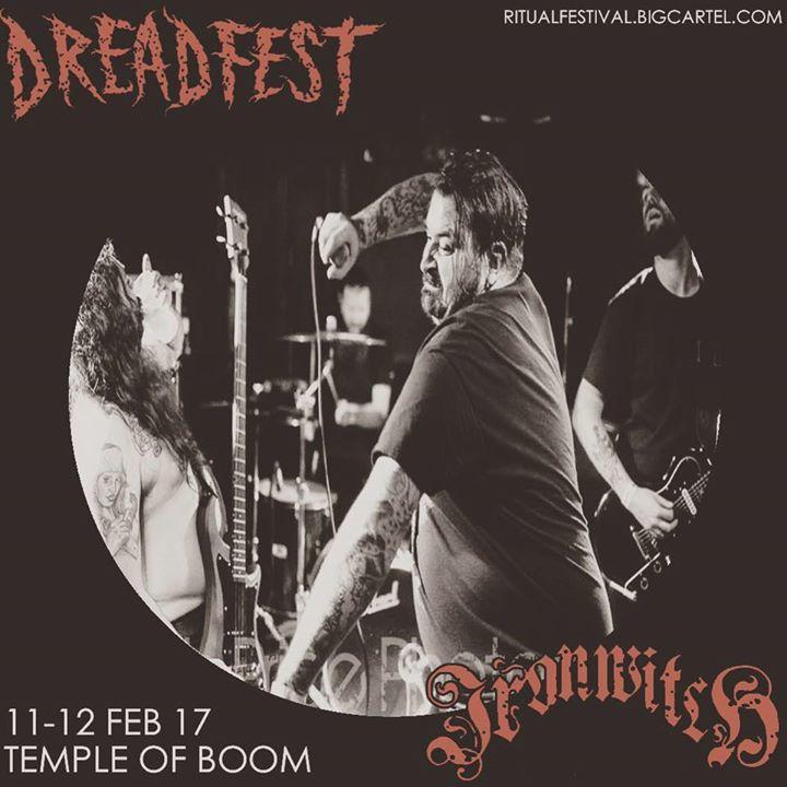 Iron Witch Tour Dates