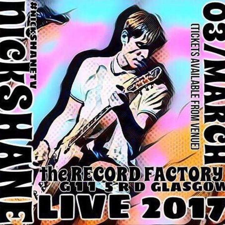 Nick Cheyne Tour Dates
