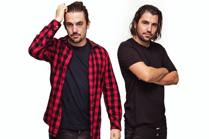 Dimitri Vegas And Like Mike @ Arena Cuidad - Mexico City, Mexico