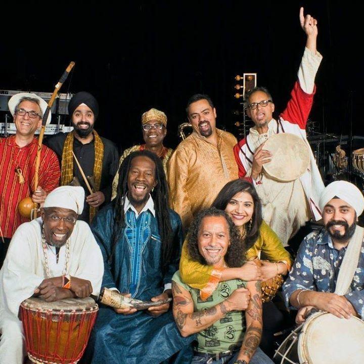 Funkadesi Tour Dates