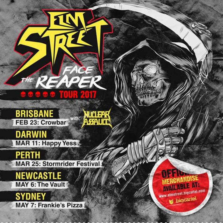 Elm Street Tour Dates