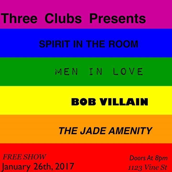 Spirit In The Room Tour Dates