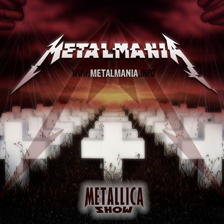 MetalmaniA (Tributo a Metallica) Tour Dates