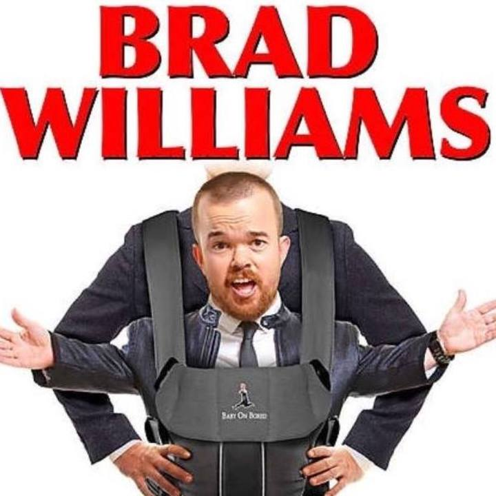 Brad Williams @ Funny Bone in Hartford - Hartford, CT