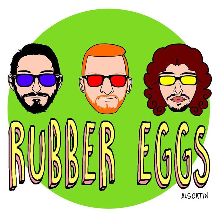 Rubber Eggs Tour Dates