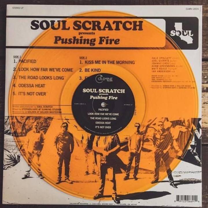 Soul Scratch Tour Dates