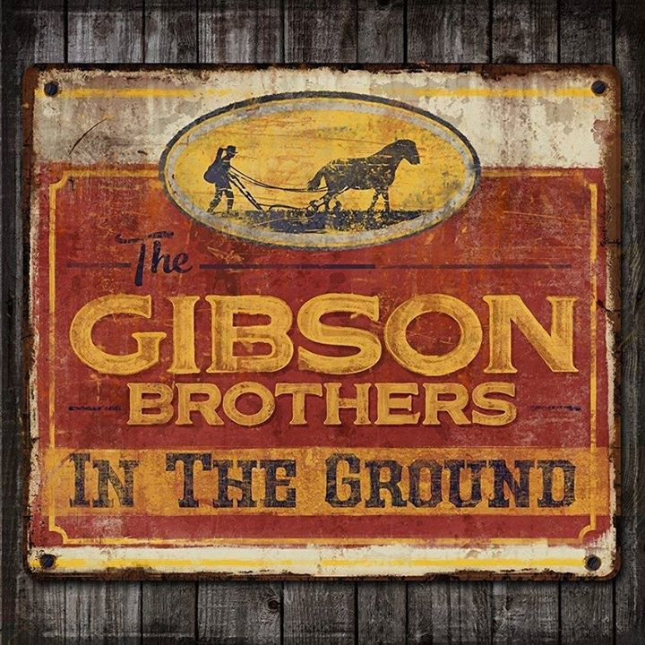 Gibson Brothers @ Stoughton Opera House - Stoughton, WI