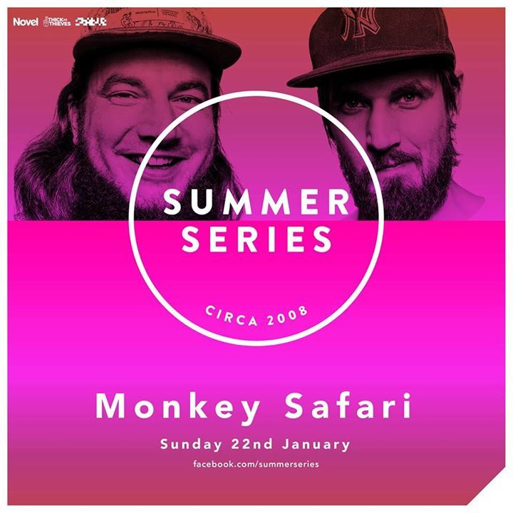 SUMMER SERIES @ Revolver Upstairs - Prahran, Australia