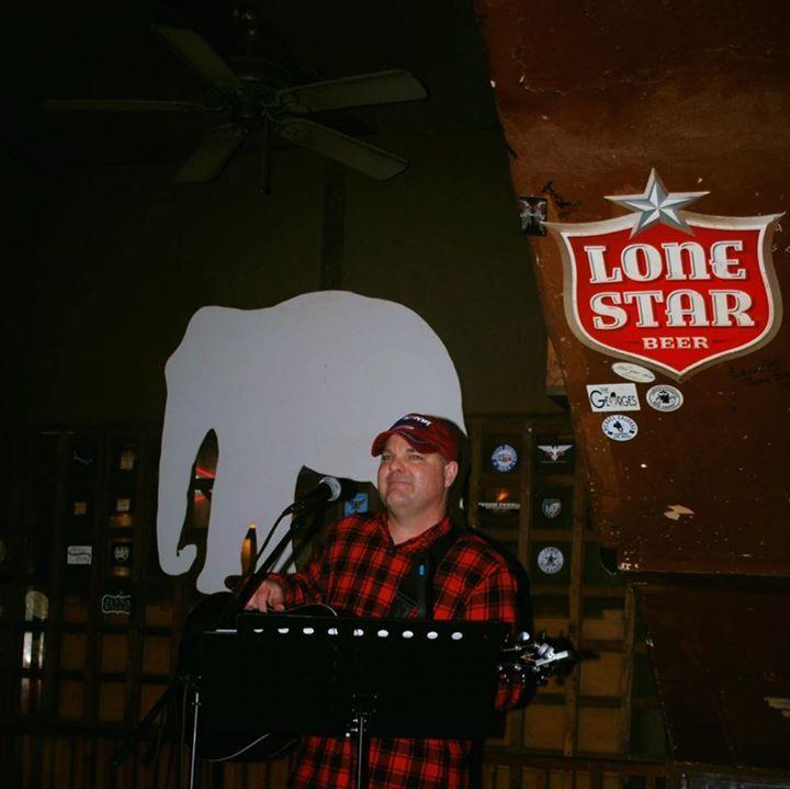Todd Barrow @ Corner Street Pub - Greenville, TX