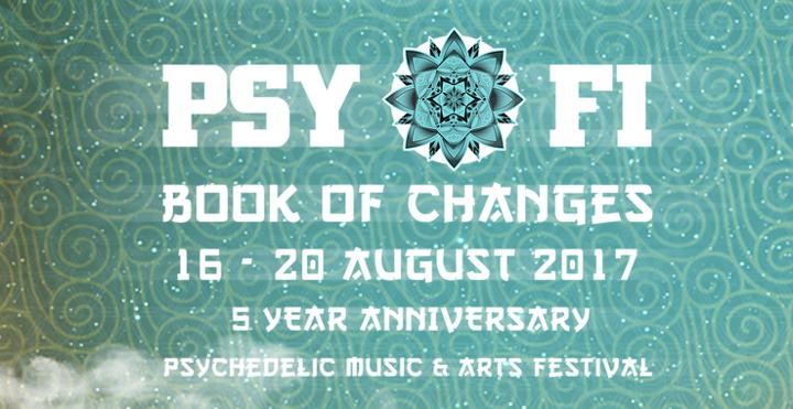 Gaudi @ Psy-Fi Festival - Leeuwarden, Netherlands
